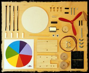 componenti kit solare combo