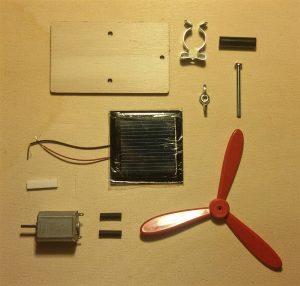 ventilatore solare