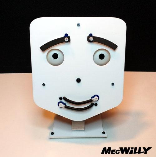 MecWilly Compact imbarazzato