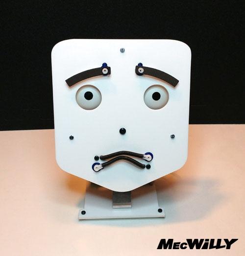 MecWilly espressione triste