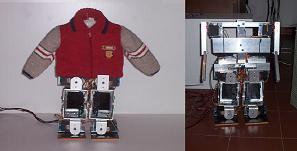 Robot piccolo: Antenato di MecWilly