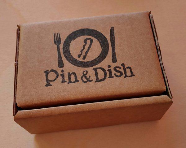 scatola pin&dish