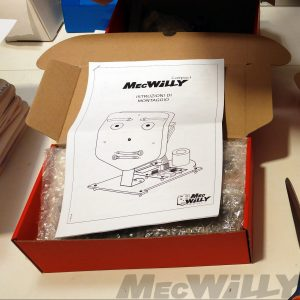 Confezione MecWilly Compact