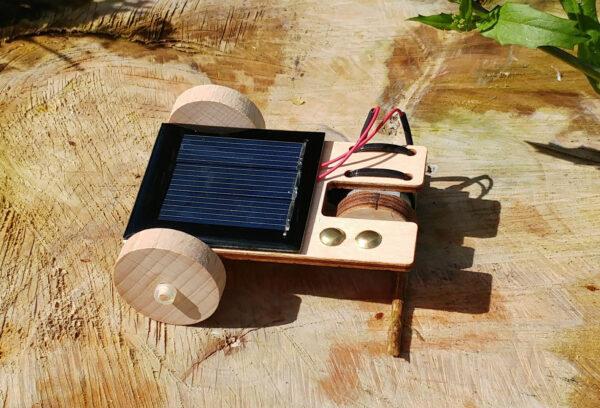 macchinina solare