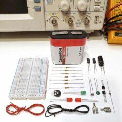 esperimenti di elettronica con i sensori
