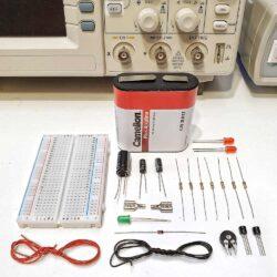 laboratorio di elettronica