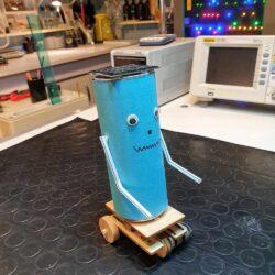 robot solare