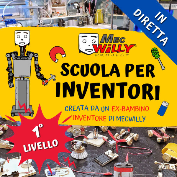 Scuola per Inventori - livello 1