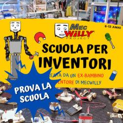 prova la scuola per inventori